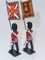WB48019 The Queen's Diamond Jubilee Set, The Guards Colours, Welsh Guards